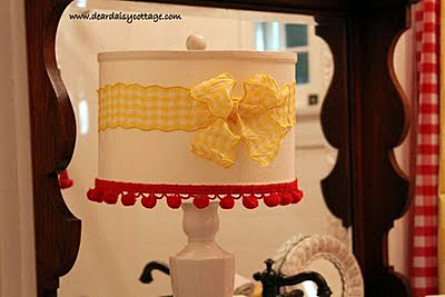 Daisy Cottage Lampshade[1]