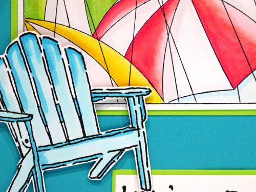 Summer umbrella 004