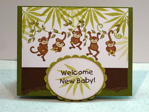 Baby Shower Card A Blog Called Wanda