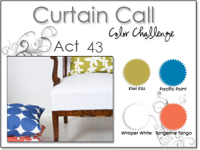 Curtain Call Template 43
