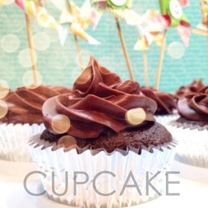 1 instagram cupcake