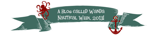 NAUTICAL WEEK BADGE