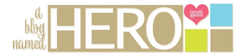 Hero header