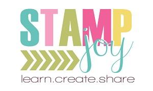 Stamp joy logo