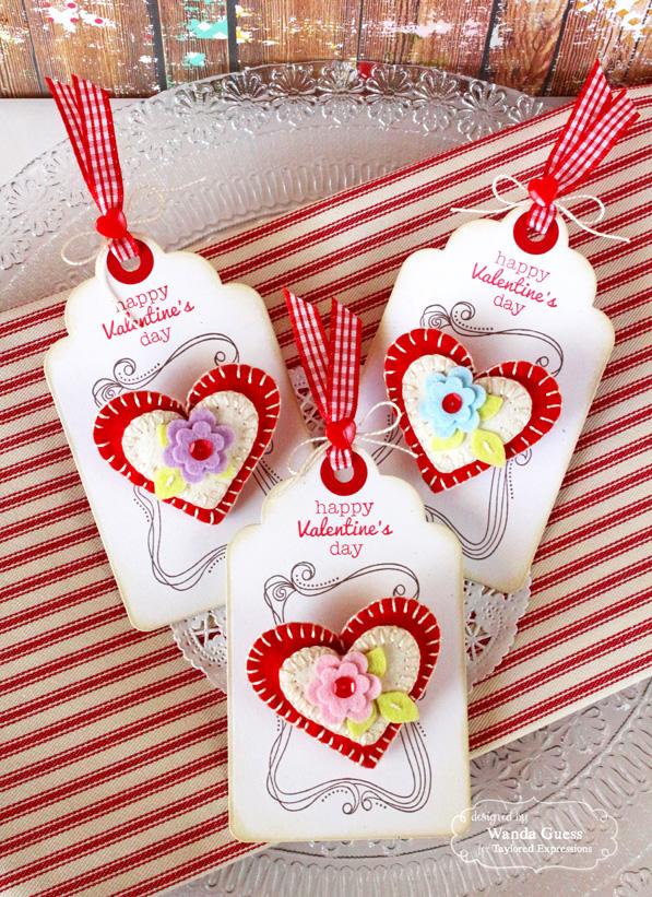 Crafty Valentine Ideas