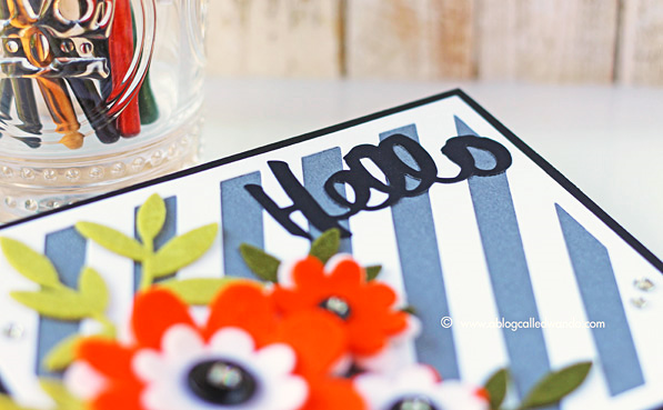 Oopsie Daisy stamp set from PTI. Card by Wanda Guess for blog hop June 2015