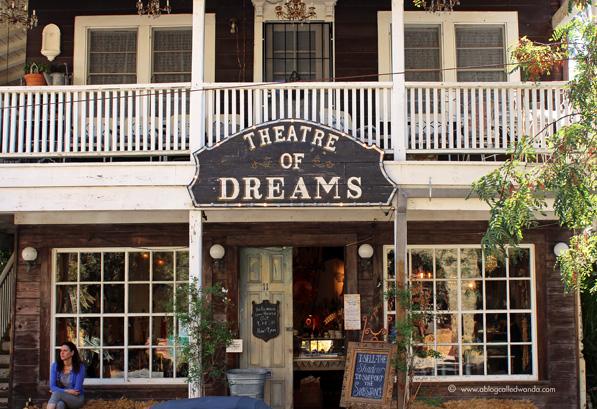 Theatre of Dreams Port Costa California