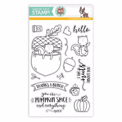 Stamptember Nuts About You from Neat and Tangled