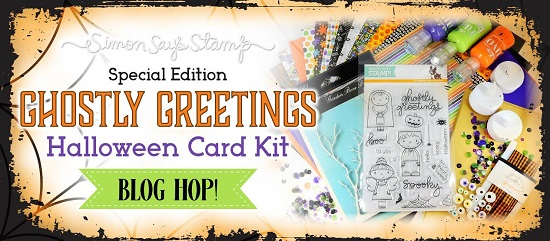 Simon Says Stamp Halloween Card Kit 2016