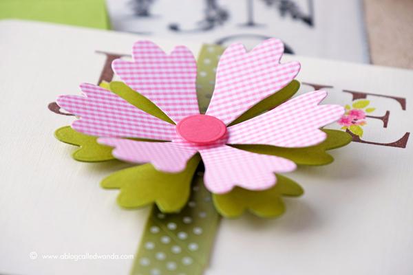 Papertrey Ink Flower Mandala Dies. March 2017 release