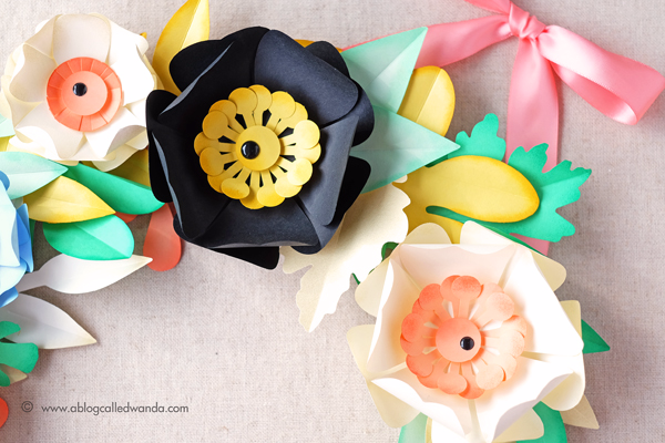 Happy First Day Of Spring Sharing A Pretty Wreath Project A Blog