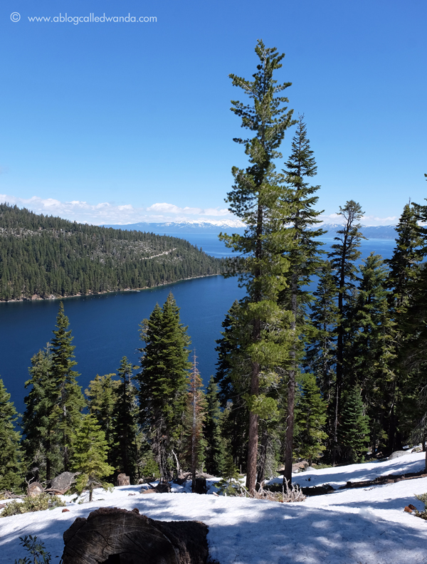 Lake Tahoe Emerald Bay