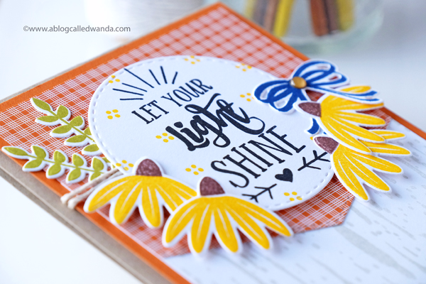 PAPERTREY INK FLOWER POWER STAMPS