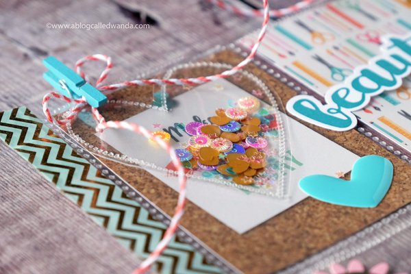 Crafty friend Pocket Letter for Mail it Monday! - A Blog