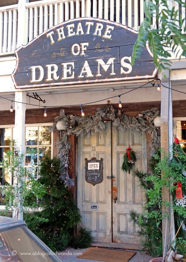 Theatre of Dreams, Port Costa CA