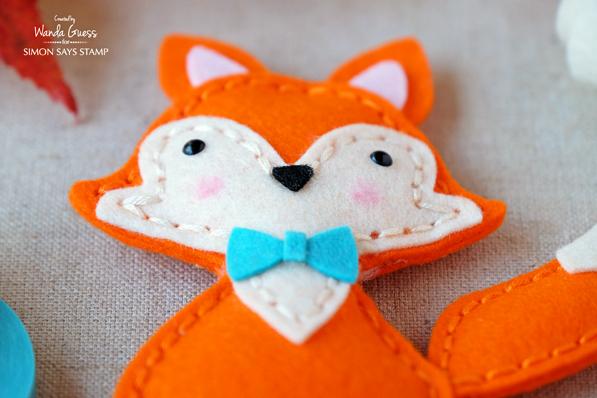 1 foxy plush