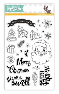 Swell Christmas Stamp Set Simon Says Stamp.