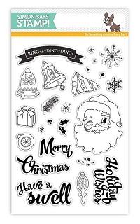 Swell Christmas Stamp Set Simon Says Stamp.