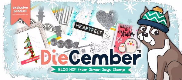 SIMON SAYS STAMP DIECEMBER 2016 NEW RELEASE BLOG HOP