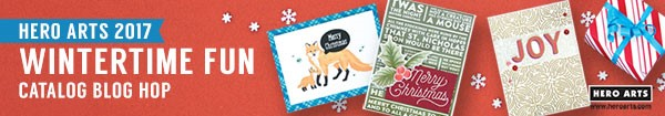 Hero Arts Winter Catalog Blog Hop