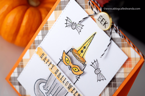 Carta Bella Hello Fall Plaid Paper
