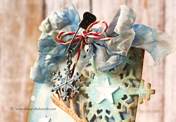 Tim Holtz 12 Tags of 2014