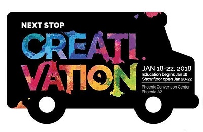 Creativation truck