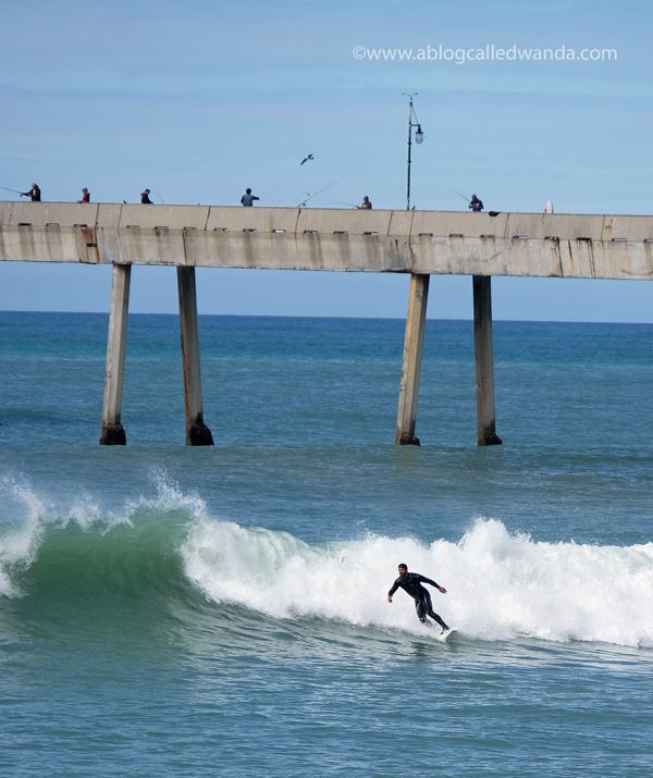 California surfing - Pacifica