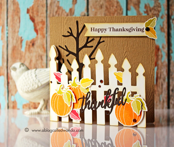 1 Papertrey Ink Scentimentals - card by Wanda Guess