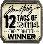 Tim holtz badge for blog