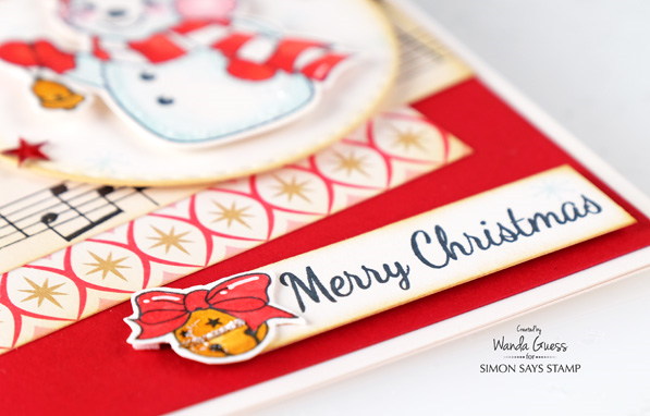Holly Jolly Holiday Card Kit! Simon Says Stamp