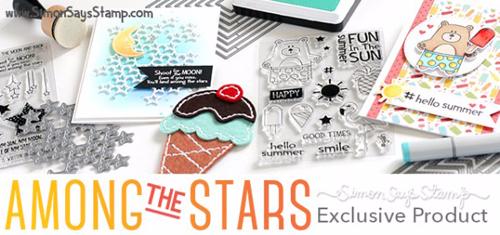 Simon Says Stamp Among The Stars!
