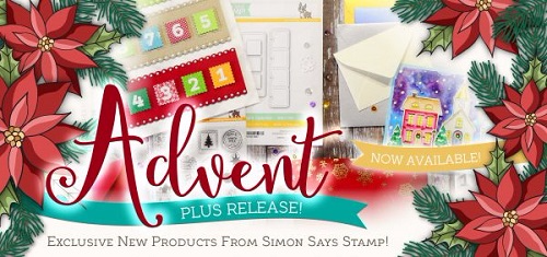 Simon Says Stamp Advent Plus Release 2016