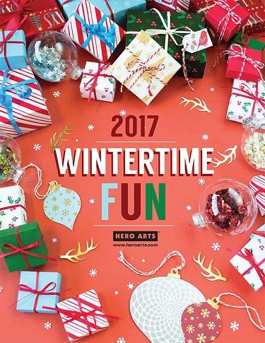 Hero Arts Winter 2017 Catalog!