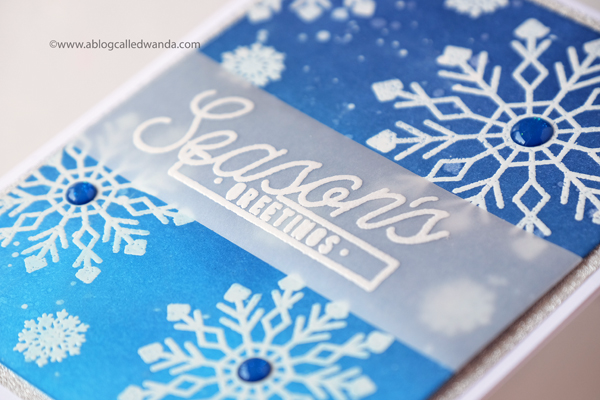 PTI CHRISTMAS SNOWFLAKES