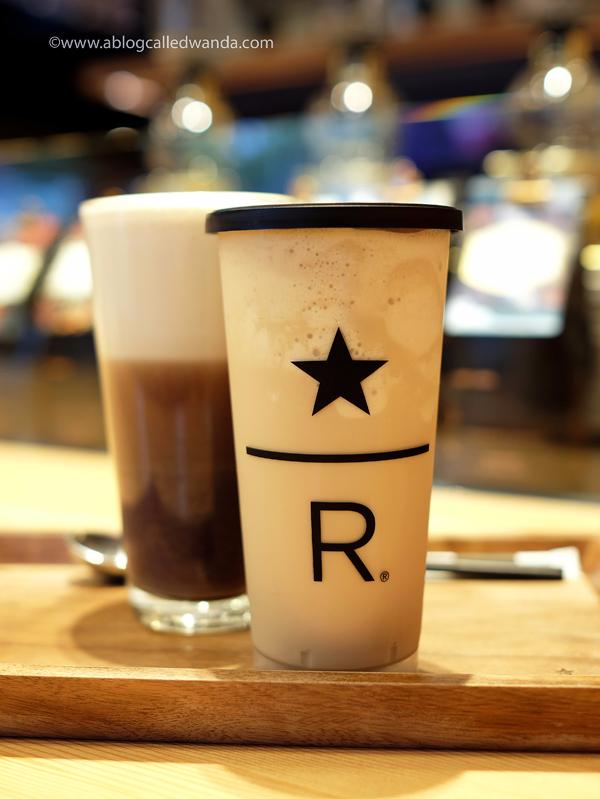 Starbucks Reserve Bar Sacramento