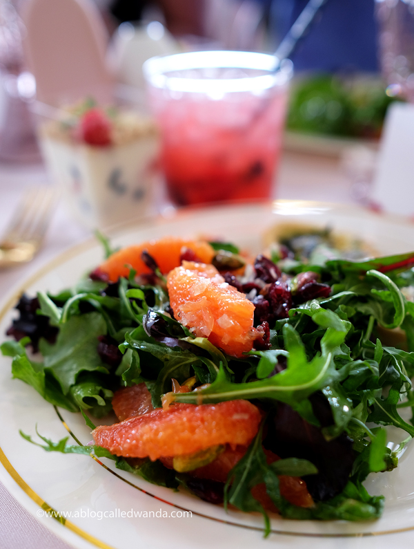 Whole Foods grapefruit salad