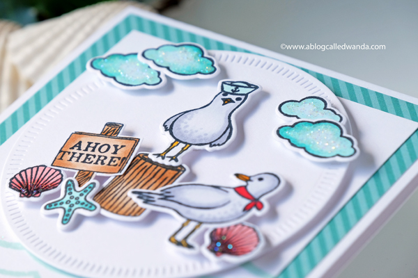 Hero Arts June 2018 card kit add ons