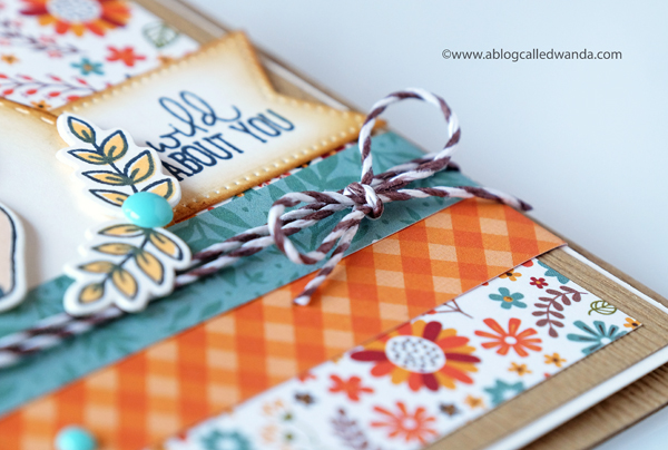 Cards with Patterned Papers