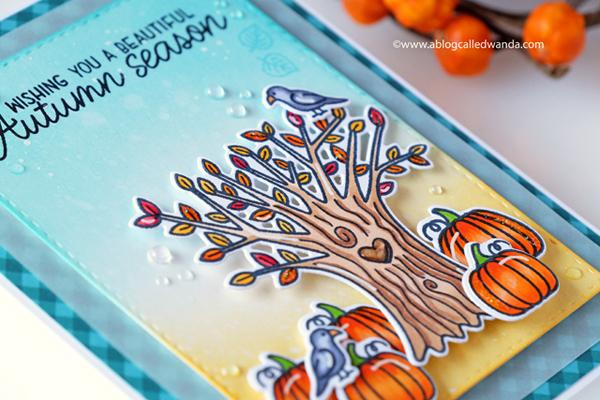 Sunny Studio Stamps Happy Harvest