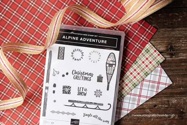 Holiday 2018 Stampin Up catalog