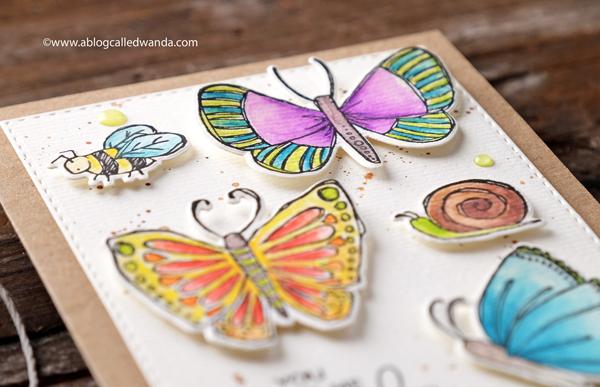 Elizabeth Crafts stamps