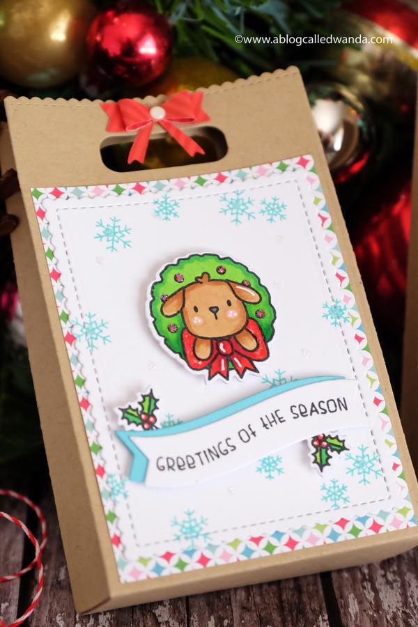 christmas treats and favors