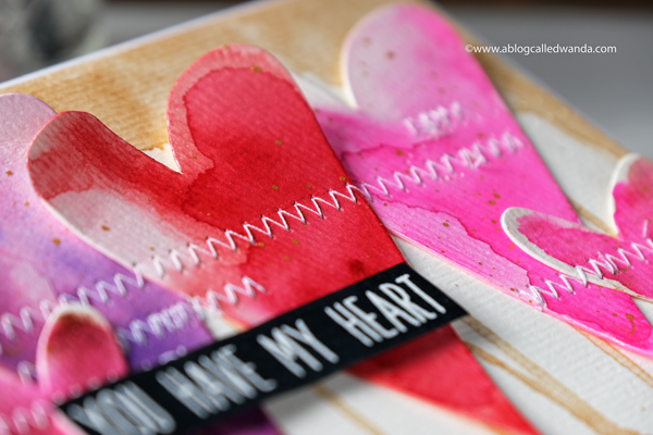 simon says stamp valentine stamps. white heat embossing