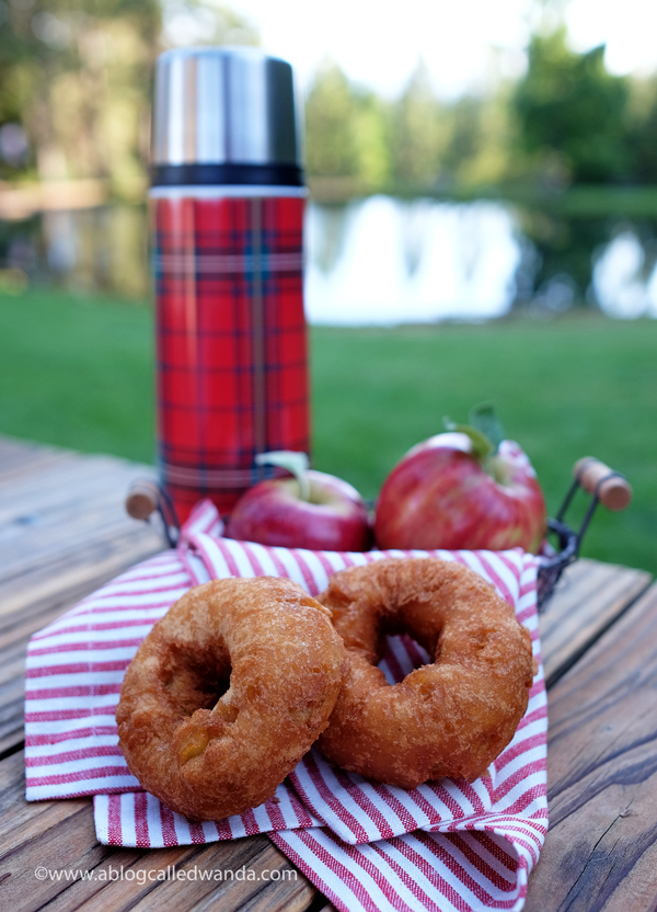 Apple Donuts High Hill Ranch