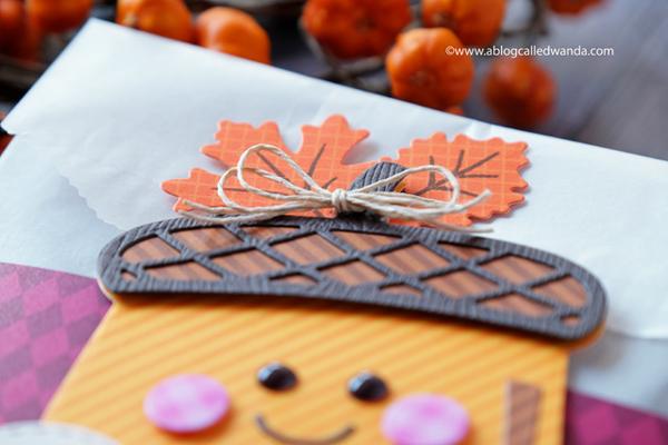 Sunny Studio Stamps Autumn Splendor