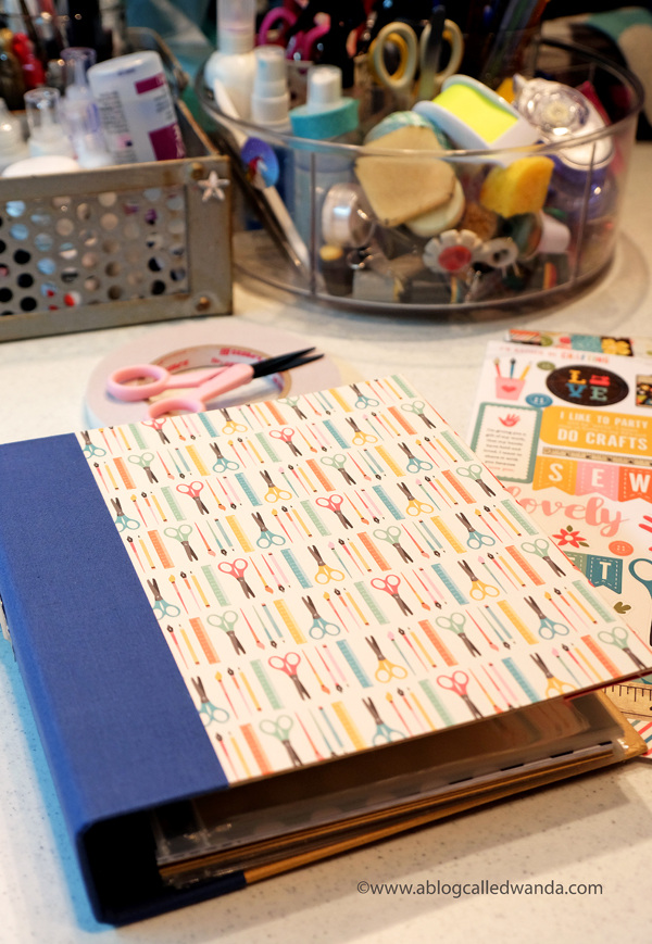SIMPLE STORIES SNAP BINDER