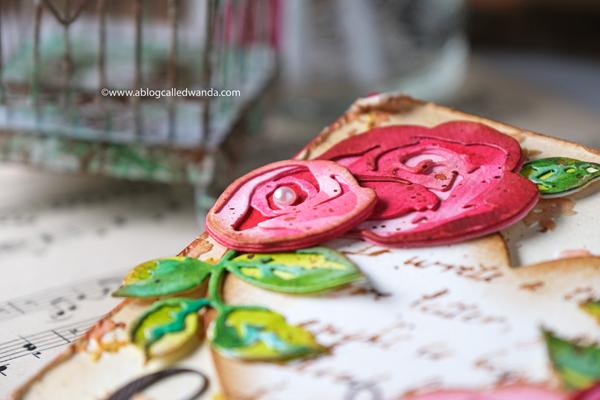 vintage handmade valentine