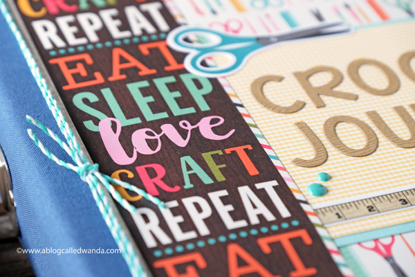 HANDMADE CROCHET JOURNAL