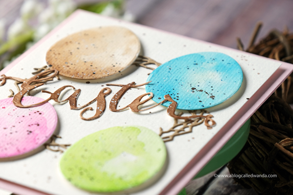 Handmade Easter cards and projects